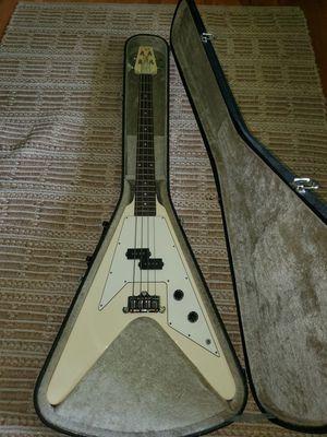 Vantage FV-575B bass guitar for Sale in Stone Mountain, GA