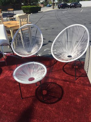 Outdoor Patio Set at American Furniture 3730 Stockdale Hwy for Sale in Bakersfield, CA
