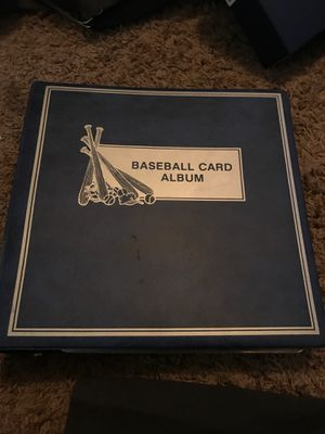 Baseball card collection for Sale in Costa Mesa, CA