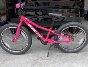 """Specialized riprock 20"""" girls bicycle bike no Scott cannondale trek for Sale in Orlando, FL"""