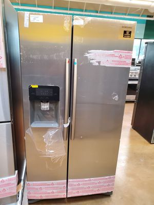 Samsung Side By Side Refrigerator for Sale in Rancho Cucamonga, CA