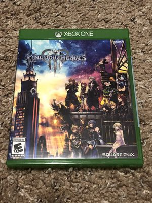Kingdom Hearts 3 for Sale in Marysville, WA