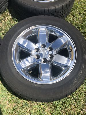 Gmc wheels and tires for Sale in Miami Gardens, FL