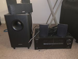 Onkyo Surround sound system 5.1 for Sale in Waldorf, MD