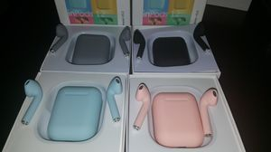 4 Sets Wireless Bluetooth Earpods Inpods for Sale in Los Angeles, CA