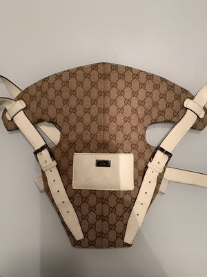 Gucci canvas baby carrier for Sale in Ocoee, FL