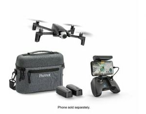 Parrot anafi extended drone whit skycontroller-dark gray for Sale in North Bergen, NJ