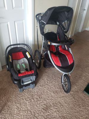 baby trend stroller and car seat for Sale in Alexandria, VA