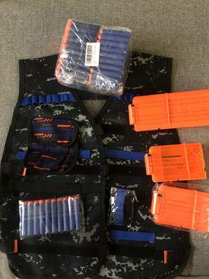 Nerf gun accessories for Sale in Fontana, CA