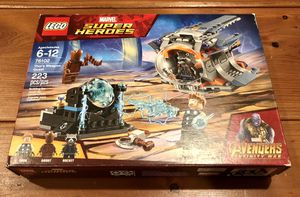 LEGO 76102 Thor's Weapon Quest New Sealed for Sale in Littleton, CO