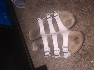 Woman's summer sandals. for Sale in Fresno, CA