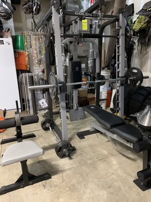 Gold's Gym Platinum Home Gym for Sale in Hillsboro, OR