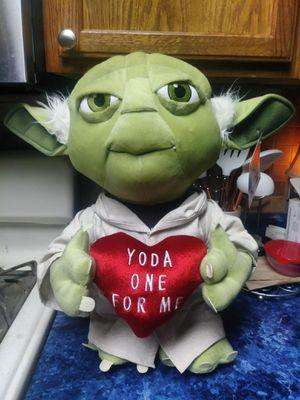 Yoda Valentine's day doll for Sale in Tucson, AZ