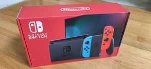 Brand New in Box Nintendo Switch Neon Joycons for Sale in Olympia, WA