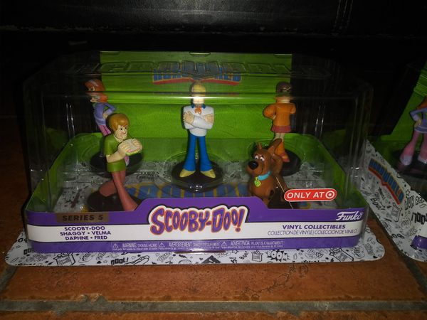 Funko Hero World - Scooby-Doo [Series 5] - Scooby-Doo, Shaggy, Velma, Daphne, and Fred - Target Exclusive