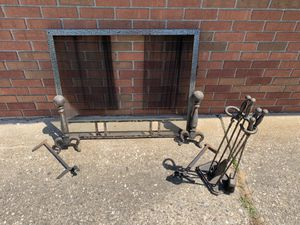 Fireplace set for Sale in Belpre, OH
