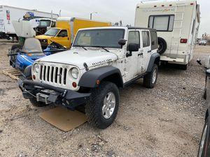 2009 Jeep Wrangler Rubicon Project for Sale in Glendale, AZ