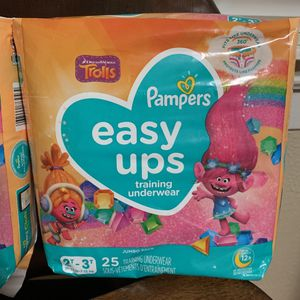 Pampers Easy Ups for Sale in Fowler, CA