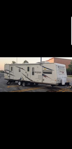 2007, 32' Rockwood camper RV for Sale in Commerce Charter Township, MI