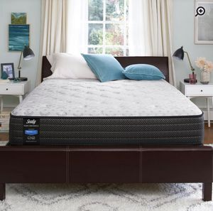 """Sealy 12"""" mattress and box spring for Sale in Gambrills, MD"""
