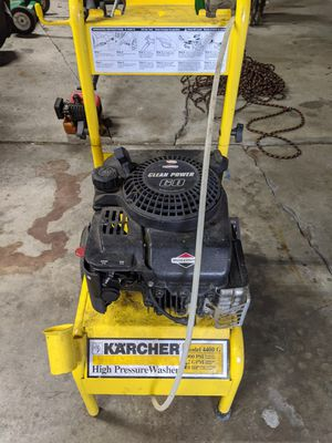 Karcher power washer for parts for Sale in Wyandotte, MI