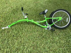 "Weeride Copilot tandem bike attachment. 20"" wheel for Sale in Boca Raton, FL"