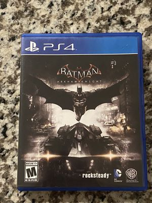 Batman Arkham Knight PS4 for Sale in Orlando, FL