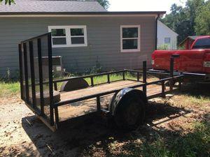6x10 utility trailer for Sale in Tucker, GA