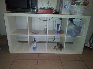 IKEA organizer shelf for Sale in Tampa, FL