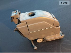 """SES 2001 Disk 20"""" Floor Scrubber with Xtreme Recovery Squeegee System for Sale in Parkland, FL"""