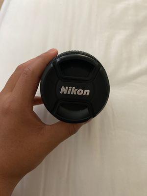 Nikon 70-300mm lense for Sale in Williamsburg, VA