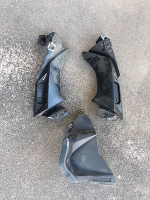 Yamaha R1 mid fairing connectors and SA cover 04-06 for Sale in Tempe, AZ