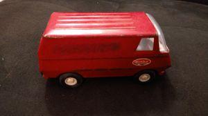 """Vintage TONKA Red Van 55360 Pressed Steel 5""""Long for Sale in Phoenix, AZ"""