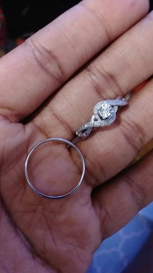 Two engagement rings from Kay for Sale in Detroit, MI