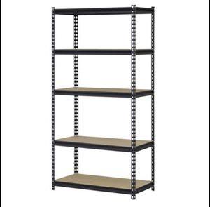"Edsal 36""W x 18""D x 72""H Ultra Rack Garage Storage Shelving Organization for Sale in Frisco, TX"