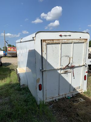 16ft enclosed trailer for Sale in McKinney, TX
