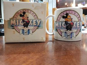 Disney 60th Birthday Mickey Mouse Mug for Sale in Long Beach, CA