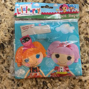 lalaloopsy Loot Bags Pack Of 8 for Sale in Poughkeepsie, NY