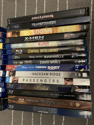 Blu Rays collection for Sale in Azusa, CA