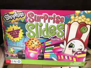 Shopkins 'Surprise Slides' Board game(s) for Sale in Charlotte, NC