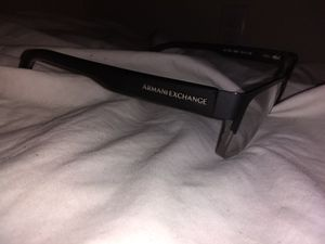 ( Armani Exchange Glasses With Medicine ) for Sale in Washington, MD