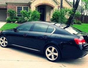 2007 Lexus Gs350 price $1000 for Sale in Chicago, IL