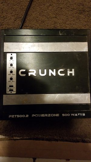 Crunch amp for Sale in Fresno, CA