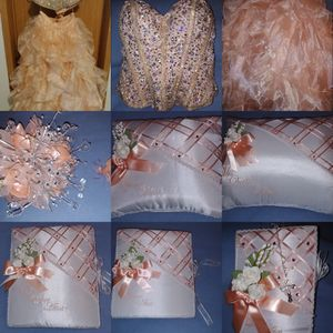 Quinceanera Dress With Accessories for Sale in Chicago, IL