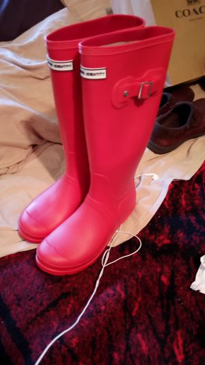 Women's rain boots for Sale in Canton, NC