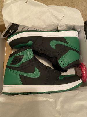 Jordan 1 Retro High Pine Green Black Size Men's 8 for Sale in Lithia Springs, GA
