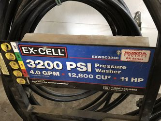 Gas Pressure Washer for Sale in Deer Park, WA