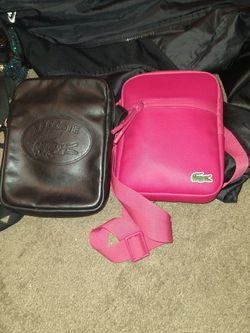 Lacoste Bags for Sale in St. Louis,  MO