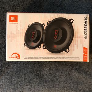 JBL Stage3 Speakers for Sale in Chino, CA