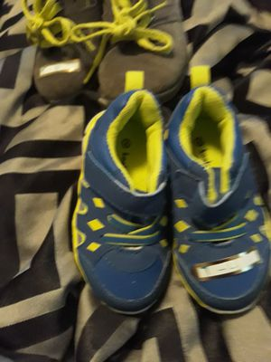 Toddler shoes size7 to size 5 and infant shoes size 4 to 6.5 for Sale in Abilene, TX
